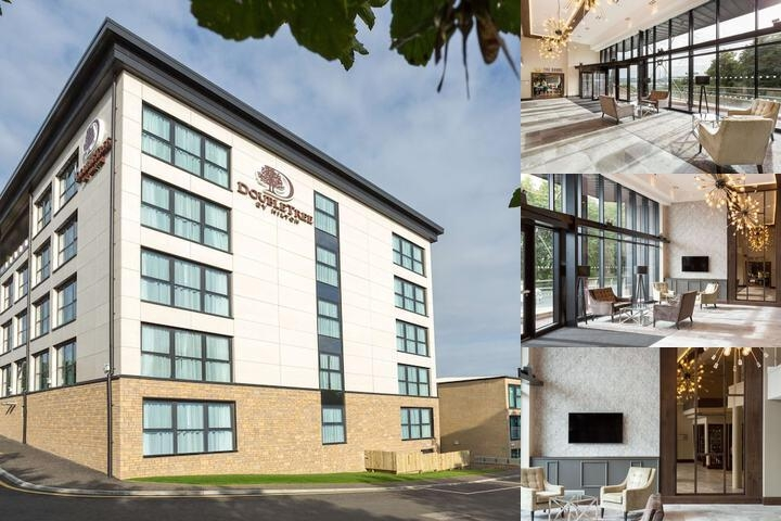 Queensferry Hotel photo collage