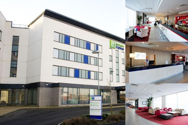 Holiday Inn Express Rotherham North photo collage