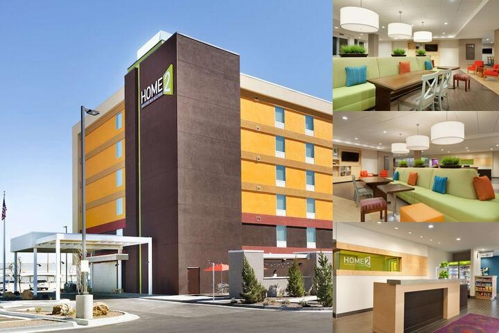 Home2 Suites El Paso photo collage