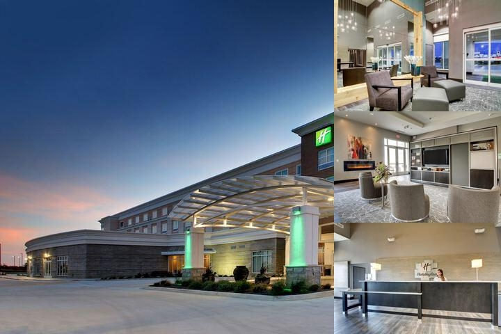 Holiday Inn & Suites Peoria at Grand Prairie photo collage