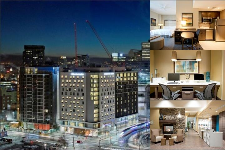 Homewood Suites by Hilton Calgary Downtown photo collage