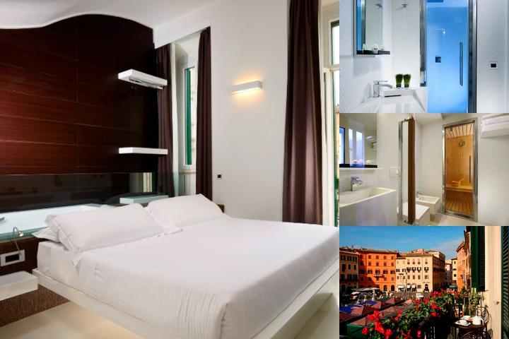 Navona Suites photo collage