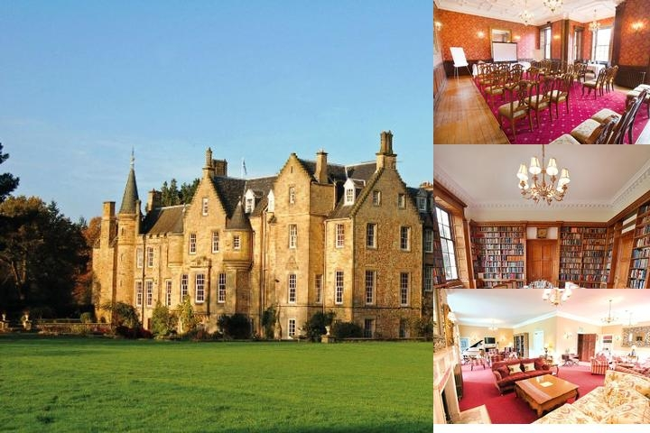 Carberry Tower Mansion House & Estate photo collage
