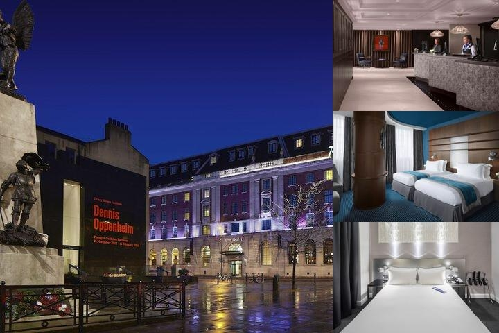 Radisson Blu Hotel Leeds photo collage