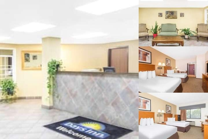 Days Inn Phenix City photo collage
