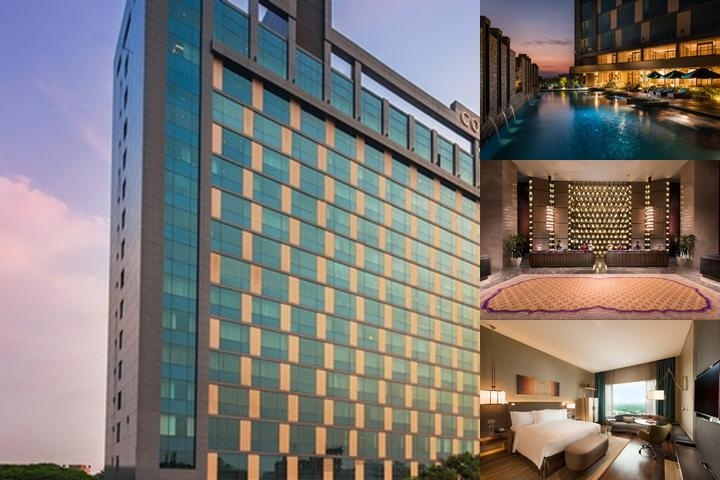 Conrad Pune by Hilton photo collage