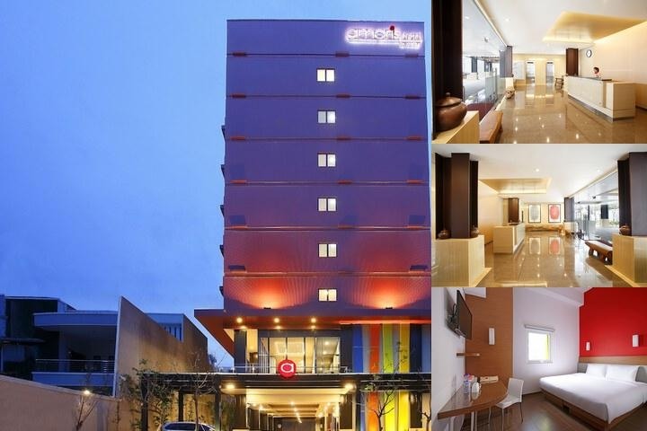 Amaris Hotel Pasar Baru photo collage