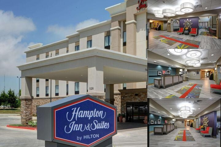 Hampton Inn & Suites Ardmore photo collage