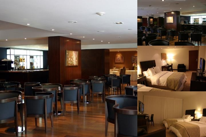Ros Tower Hotel photo collage
