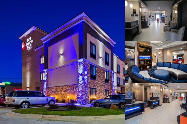 Best Western Ardmore photo collage