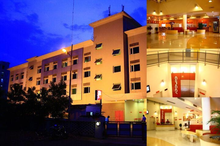 Ginger Hotel Pune Pimpri photo collage