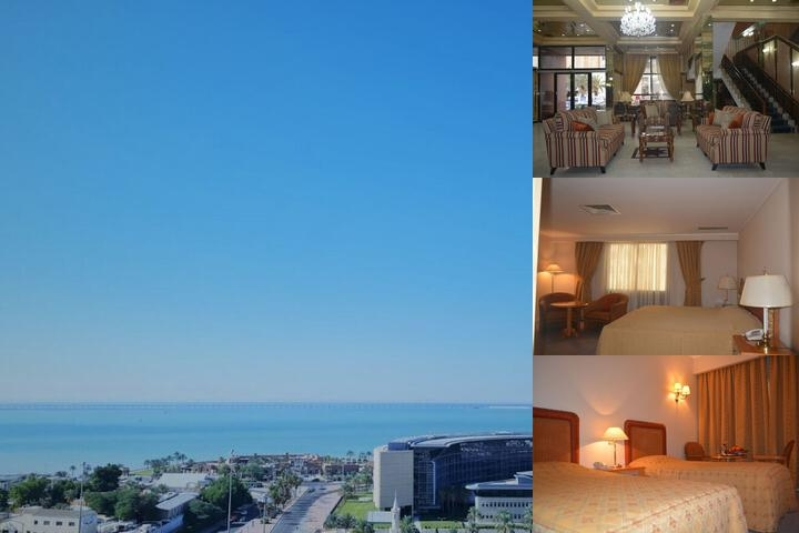 Carlton Tower Hotel Kuwait photo collage