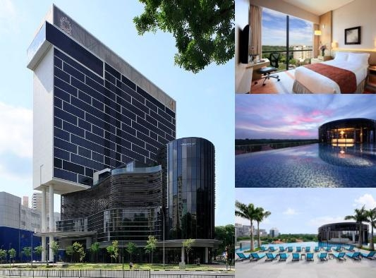 Park Hotel Alexandra photo collage