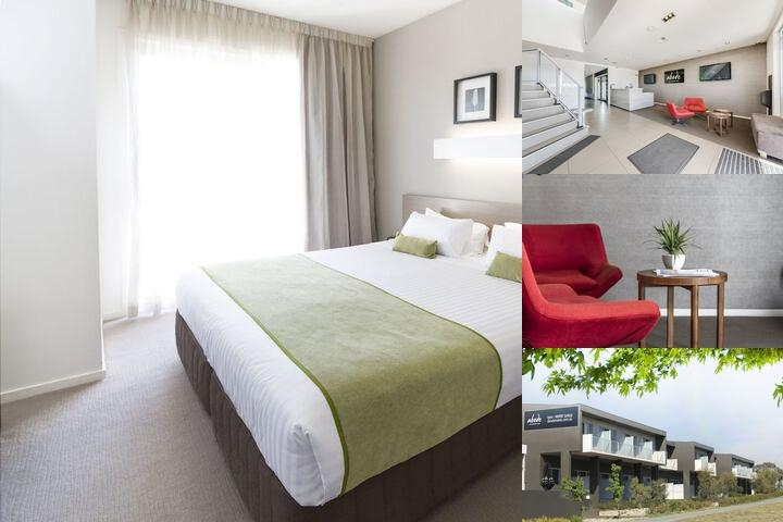 Abode Gungahlin photo collage