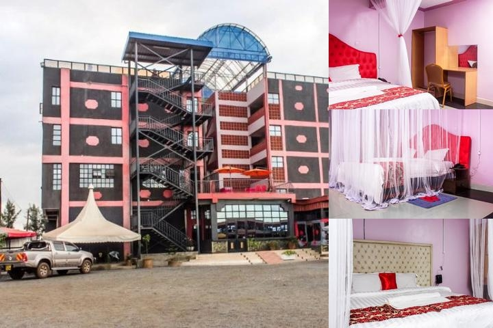 Centurion Hotel Juja photo collage