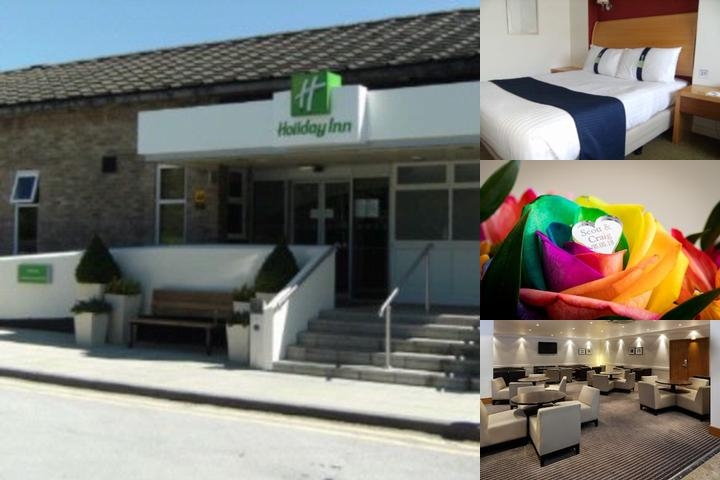 Holiday Inn Derby Nottingham photo collage