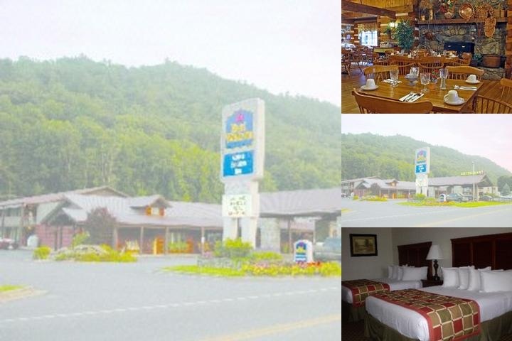 Great Smokies Inn photo collage