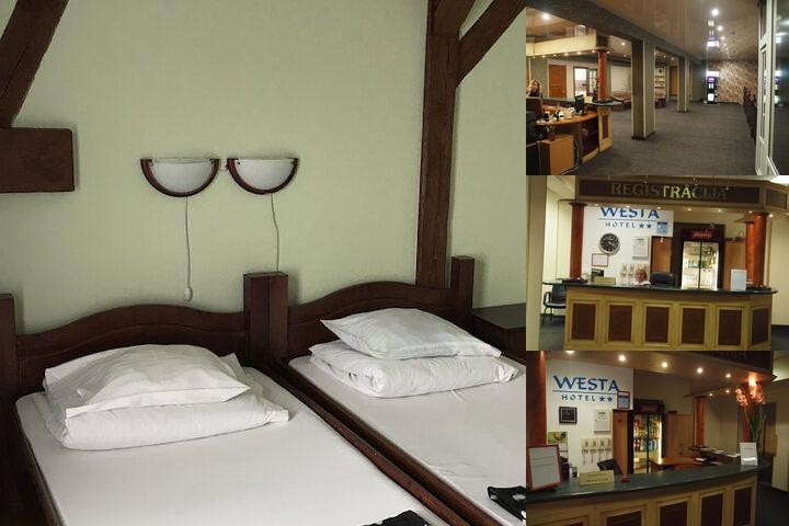 Westa Hotel photo collage