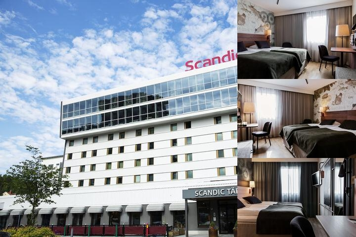 Scandic Täby photo collage