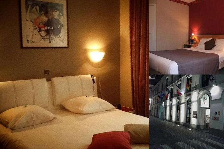 Hotel Cathedrale photo collage