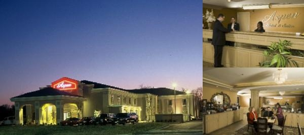Best Western Aspen Hotel photo collage