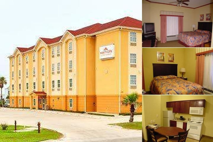 Hawthorn Suites by Wyndham Corpus North Padre Isla photo collage