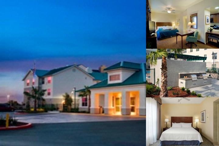 Homewood Suites by Hilton Sacramento Airport photo collage
