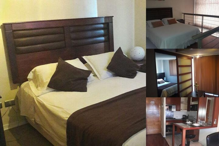 Plaza Suites photo collage