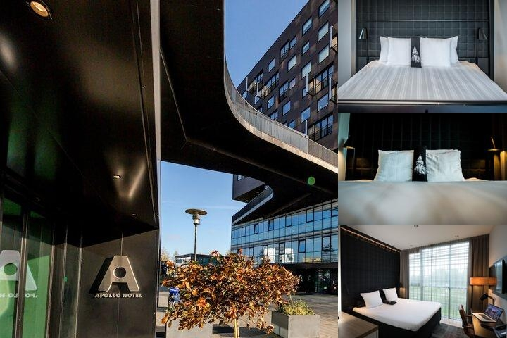 Apollo Hotel Groningen photo collage