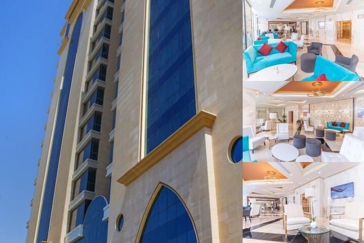 Century Hotel Doha Photo Collage