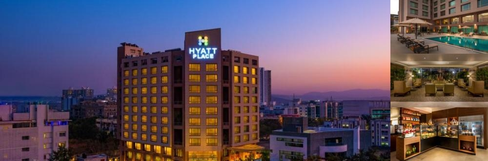 Hyatt Place Pune / Hinjawadi photo collage