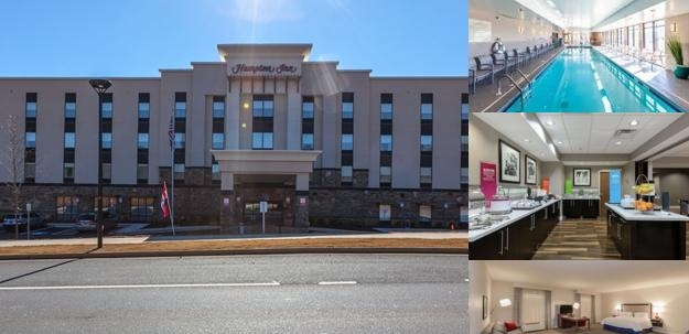 Hampton Inn Emerson at Lakepoint photo collage