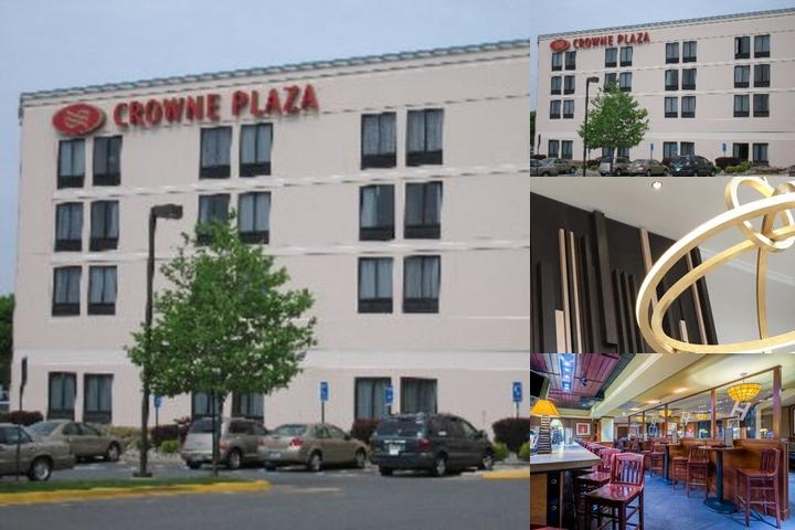 Crowne Plaza Dulles Hotel photo collage