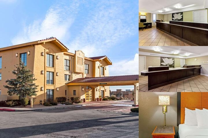 La Quinta Inn / Santa Fe by Wyndham photo collage