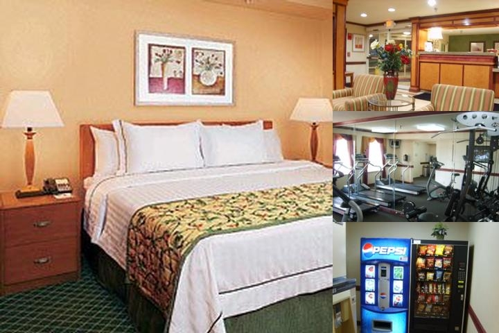 Days Inn & Suite photo collage