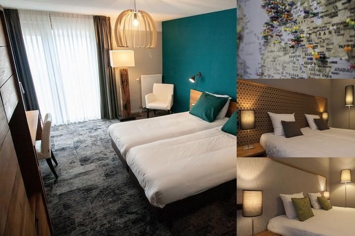 Linge Hotel Elst photo collage