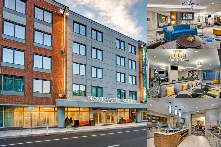 Homewood Suites by Hilton Boston Brookline Longwood Medical Area photo collage