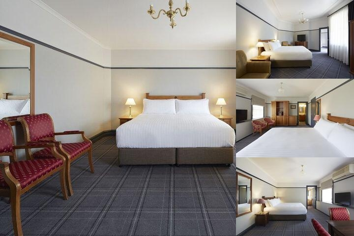 Brassey Hotel photo collage