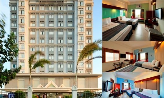 Microtel Inn & Suites by Wyndham Manila / at Mall photo collage