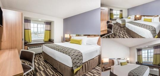 Microtel Inn & Suites by Wyndham Beaver Falls photo collage