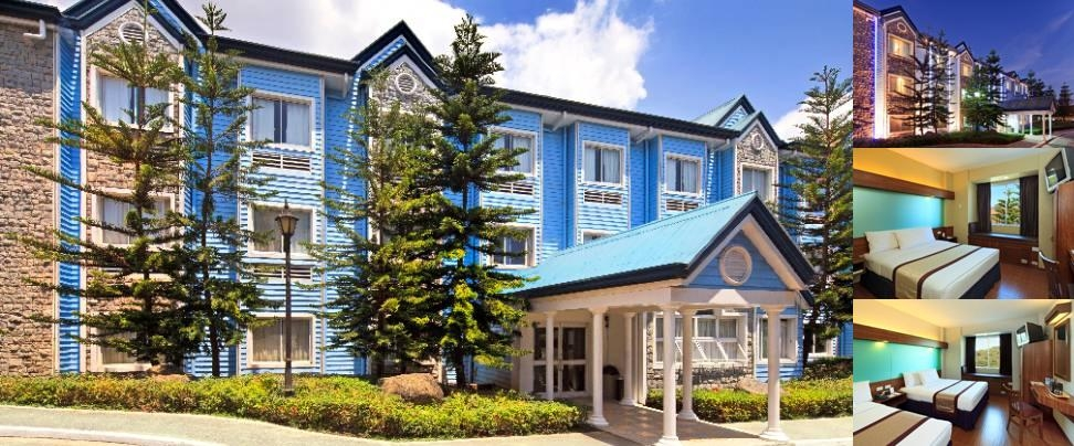 Microtel Inn & Suites by Wyndham Baguio photo collage