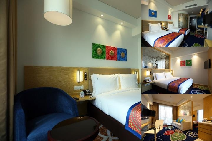 Holiday Inn Express Chennai Old Mahabalipuram Road photo collage