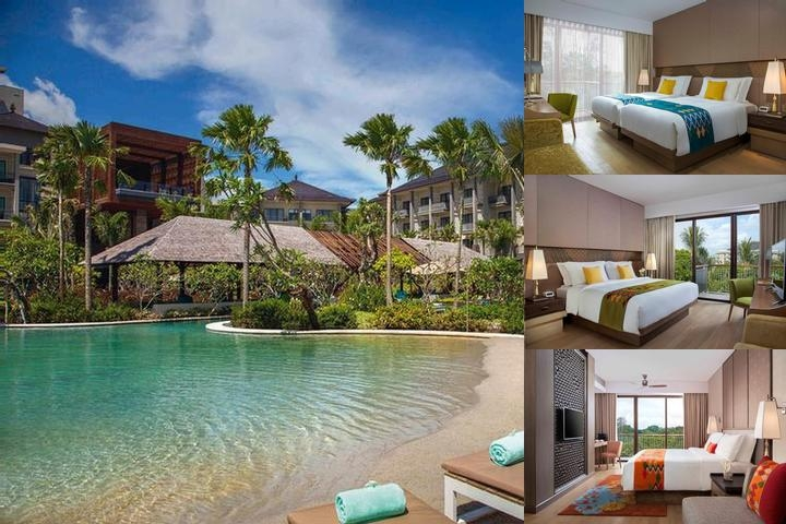 Movenpick Resort & Spa Jimbaran Bali photo collage