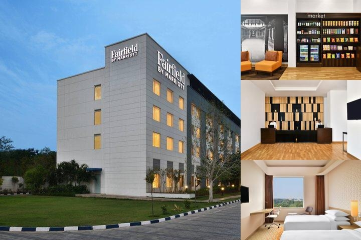 Holiday Inn Express Chennai Mahindra World City photo collage