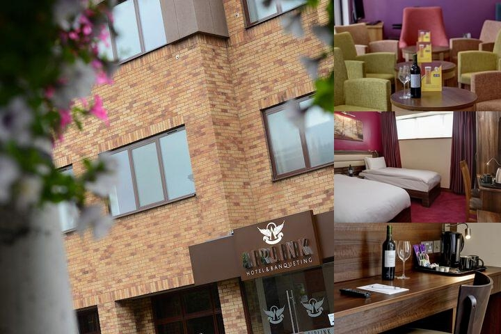 Best Western Airlink Hotel London Heathrow photo collage