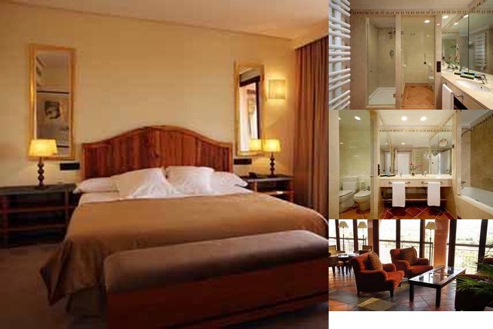 Hotel Cigarral El Bosque photo collage