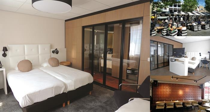 Amadore Stadhotel Jersey Goes photo collage