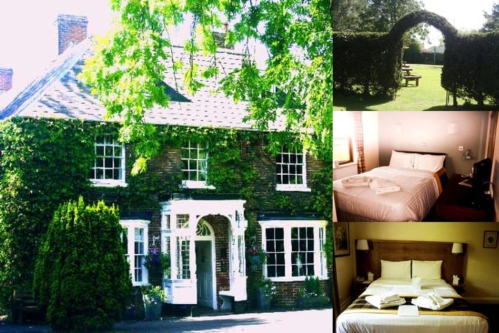 Marsh Farm Hotel photo collage