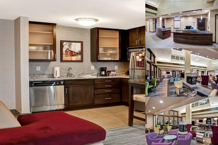 Marriott Residence Inn Hamilton photo collage