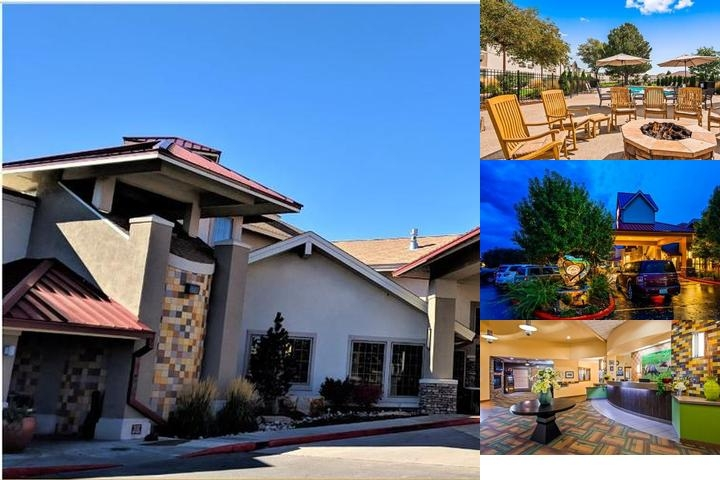 Best Western Plus Crossroads Inn & Conference Center photo collage